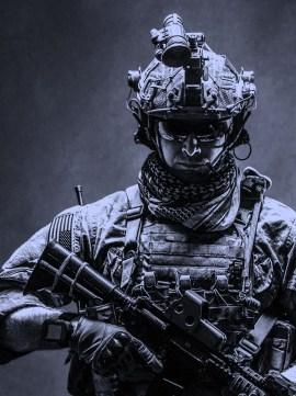 Partyard Military individual equipment